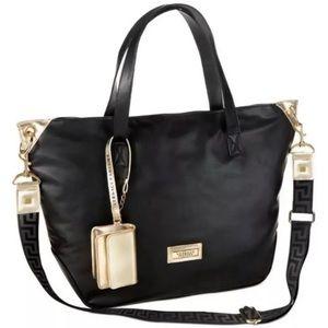 Versace Tote Weekender Bag Holdall Travel Tote NEW